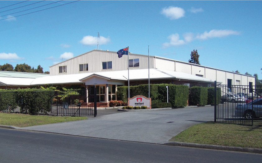 Mellori Solutions Head Office Nowra